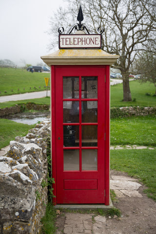 Telephone Box Tyneham