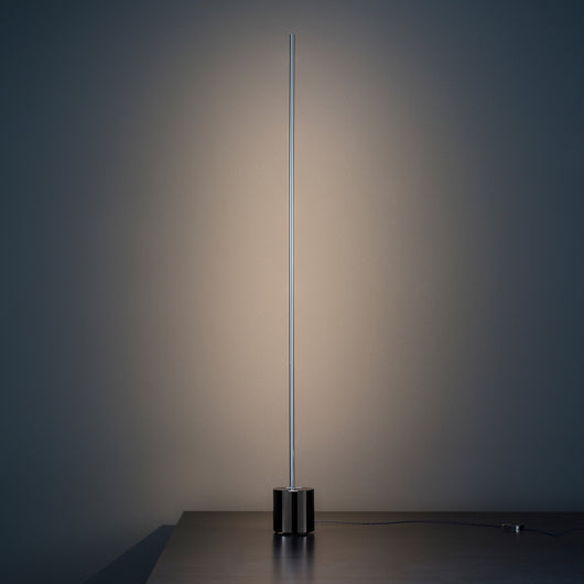 Light Stick LED Table Light-Nickel Rod | Nicholas Engert