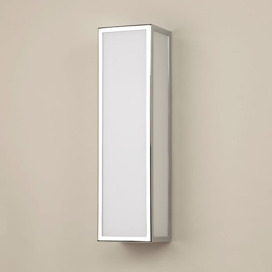 Easton Bathroom Wall Light-Chrome
