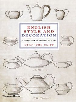 English Style and Decoration Book