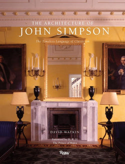 Book - Architecture of John Simpson