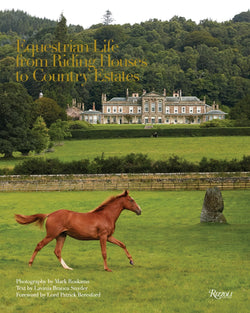 Book - Equestrian Life from Riding Houses to Country Estates