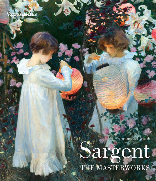Book - Sargent - The Masterworks