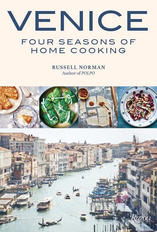 Book - Venice: Four Seasons of Home Cooking