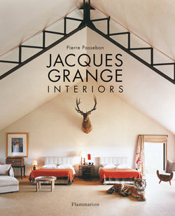 Jacques Grange Interiors Book
