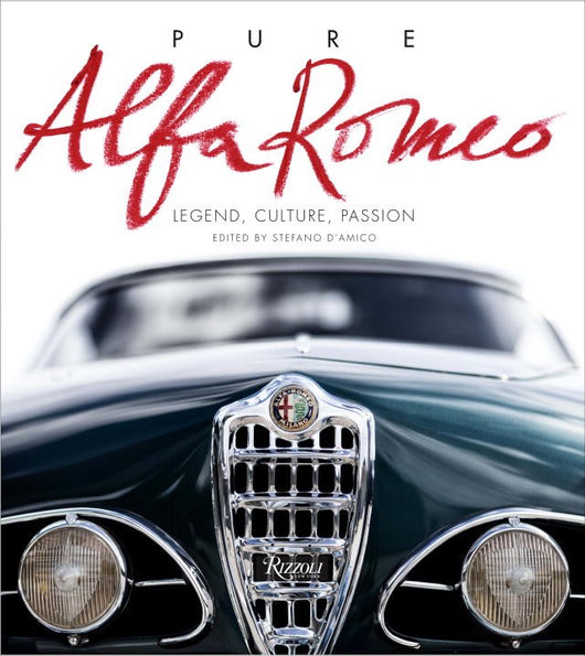 Book - Pure Alfa Romeo