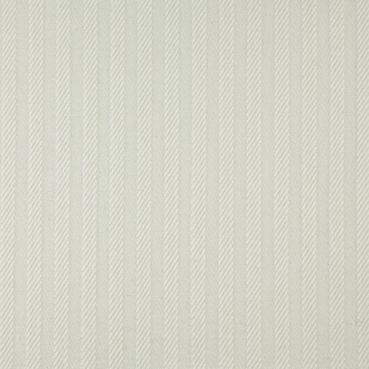 Woven Striped Fabric - Herne 29/001 Arctic White