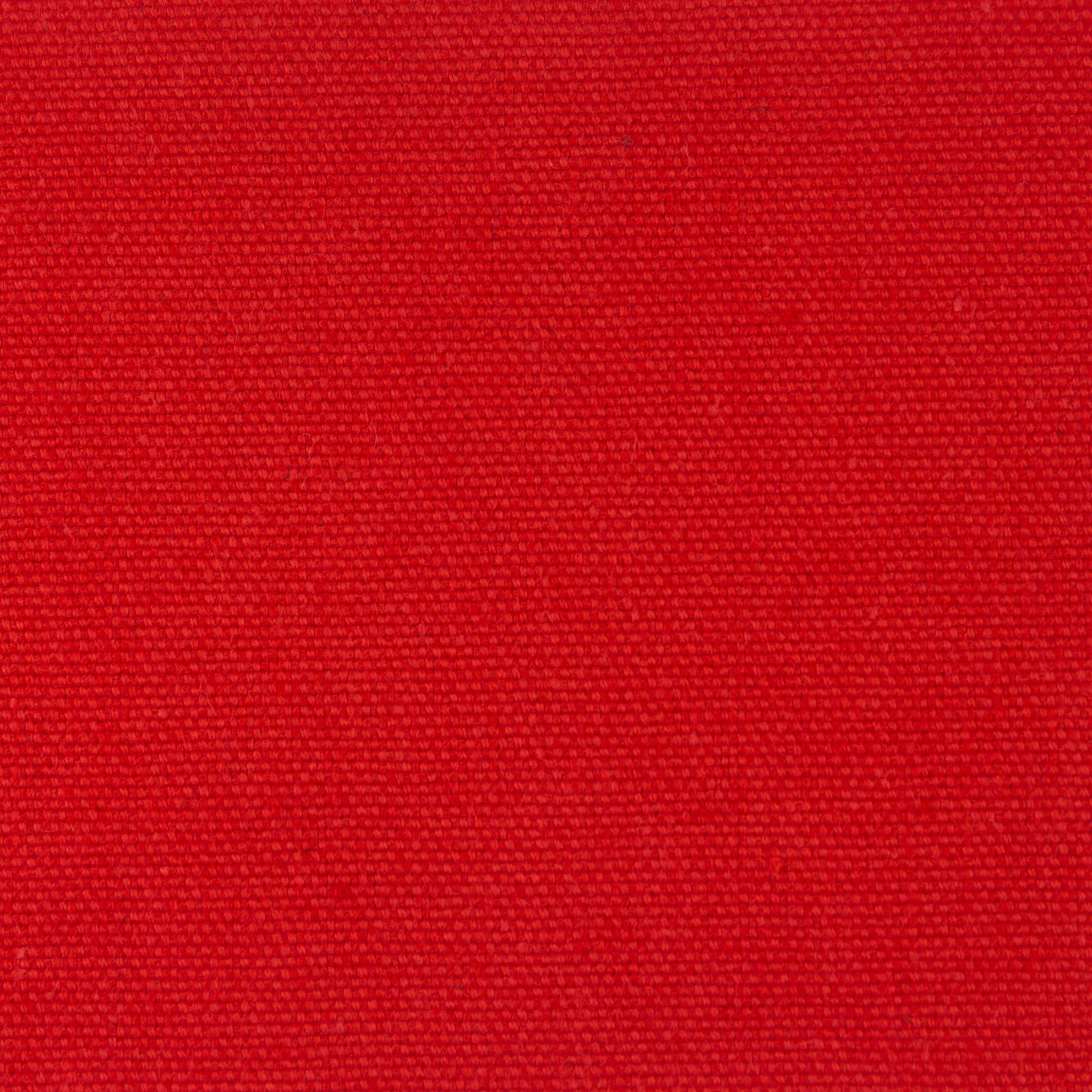 Woven Plain Fabric - Barmouth 09/016 Carnival Red Nicholas Engert Interiors