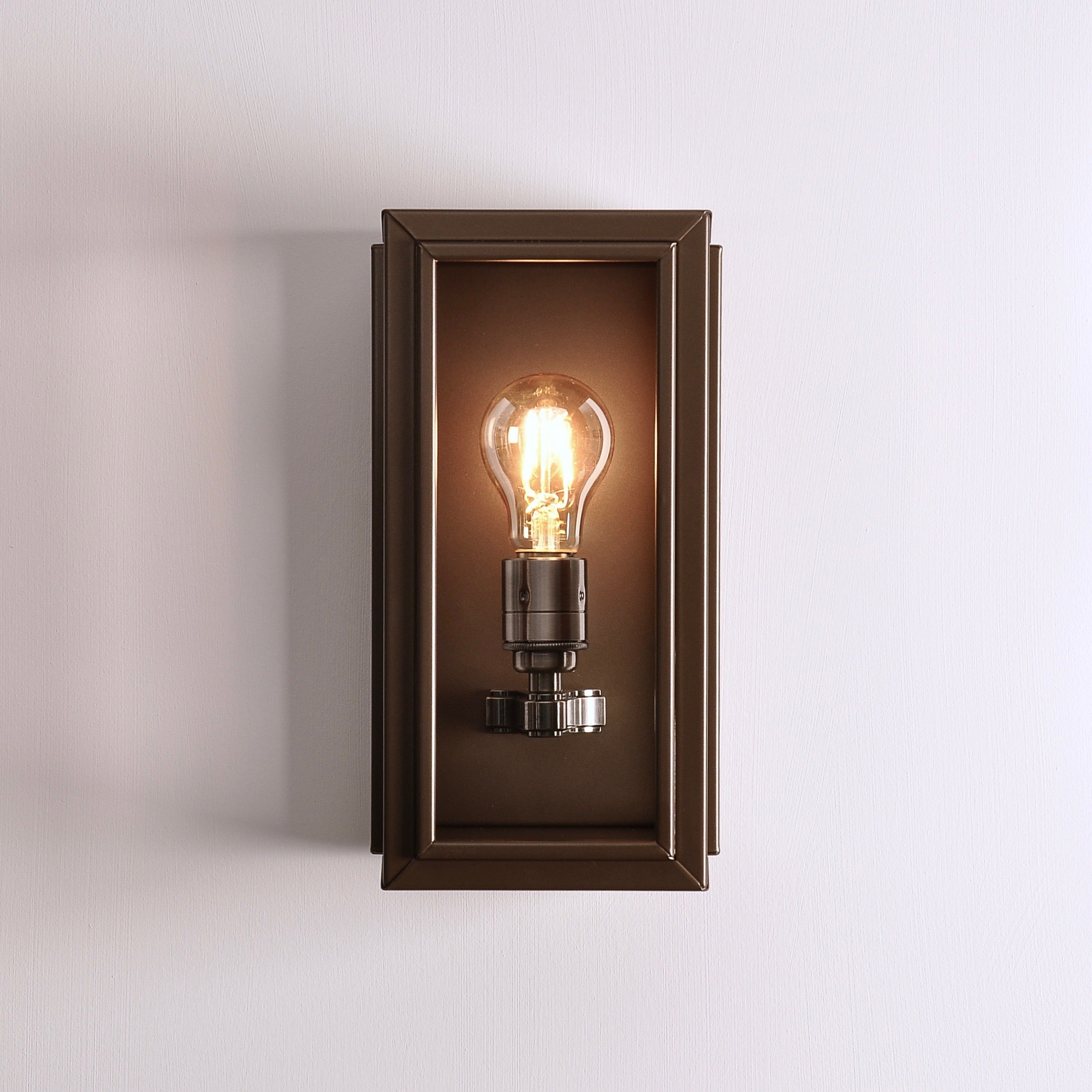 Nicholas Engert Marketing | Windsor Lantern-Small-Bronze