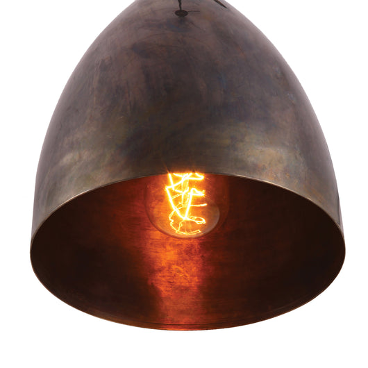 Skyler Pendant Lamp-Antique Brass | Nicholas Engert
