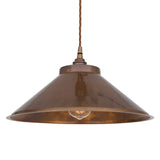 : Rio Pendant Lamp-Antique Brass