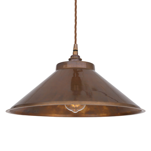Rio Pendant Lamp-Antique Brass