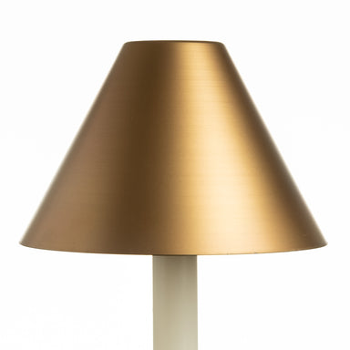 Candle Shade-Large-Metal-Gold | Nicholas Engert Interiors