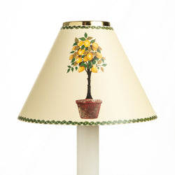Candle Shade - Lemon Tree | Nicholas Engert Interiors