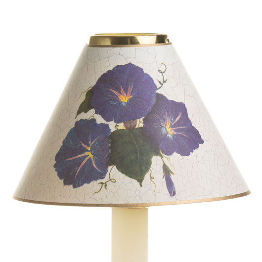 Candle Shade-Printed Card-Morning Glory | Nicholas Engert Interiors