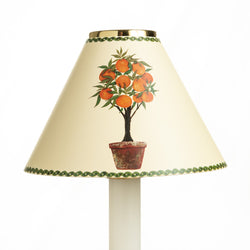 Candle Shade - Orange Tree | Nicholas Engert Interiors