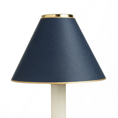 Candle Shade - Plain Card - Blue | Nicholas Engert Interiors