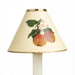 Candle Shade - Rosy Apples | Nicholas Engert Interiors