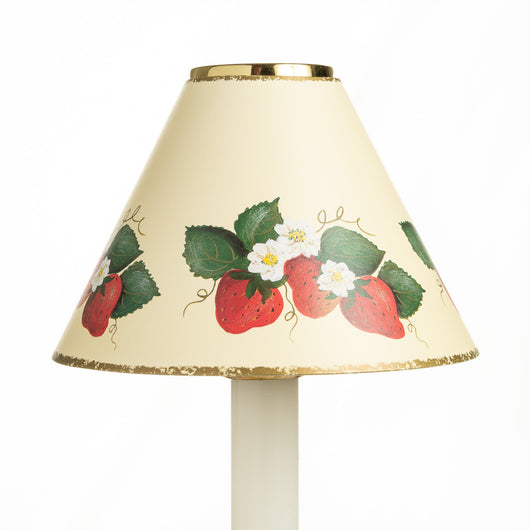 Candle Shade - Strawberries | Nicholas Engert Interiors