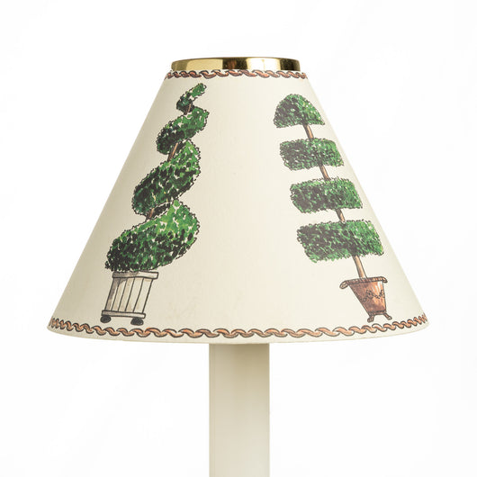 Candle Shade - Topiary | Nicholas Engert Interiors