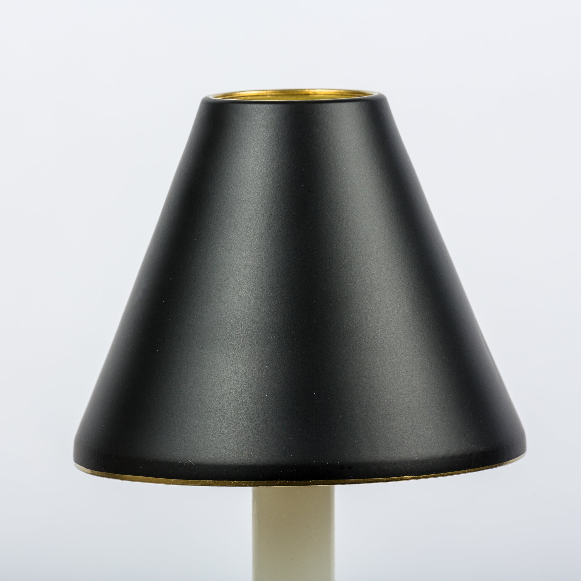 Candle Shade Metal-Black | Nicholas Engert