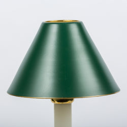 Candle Shade Metal Coolie-Green | Nicholas Engert