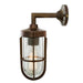 Cladach Outdoor Wall Light - Antique Brass | Nicholas Engert Interiors