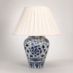 Yuan Underglaze Jar Table Lamp