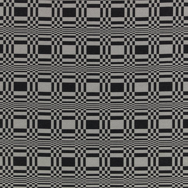 Upholstery Wool Fabric Doris/Contract - Black | Nicholas Engert