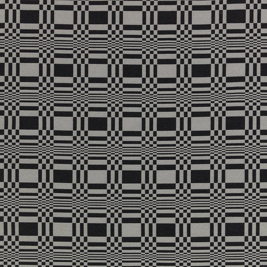 Upholstery Wool Fabric Doris/Contract - Black