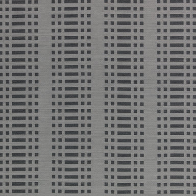 Nereus Contract Furnishing Fabric - Grey Reverse