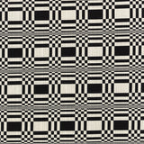 : Cotton Furnishing Fabric Doris - Black