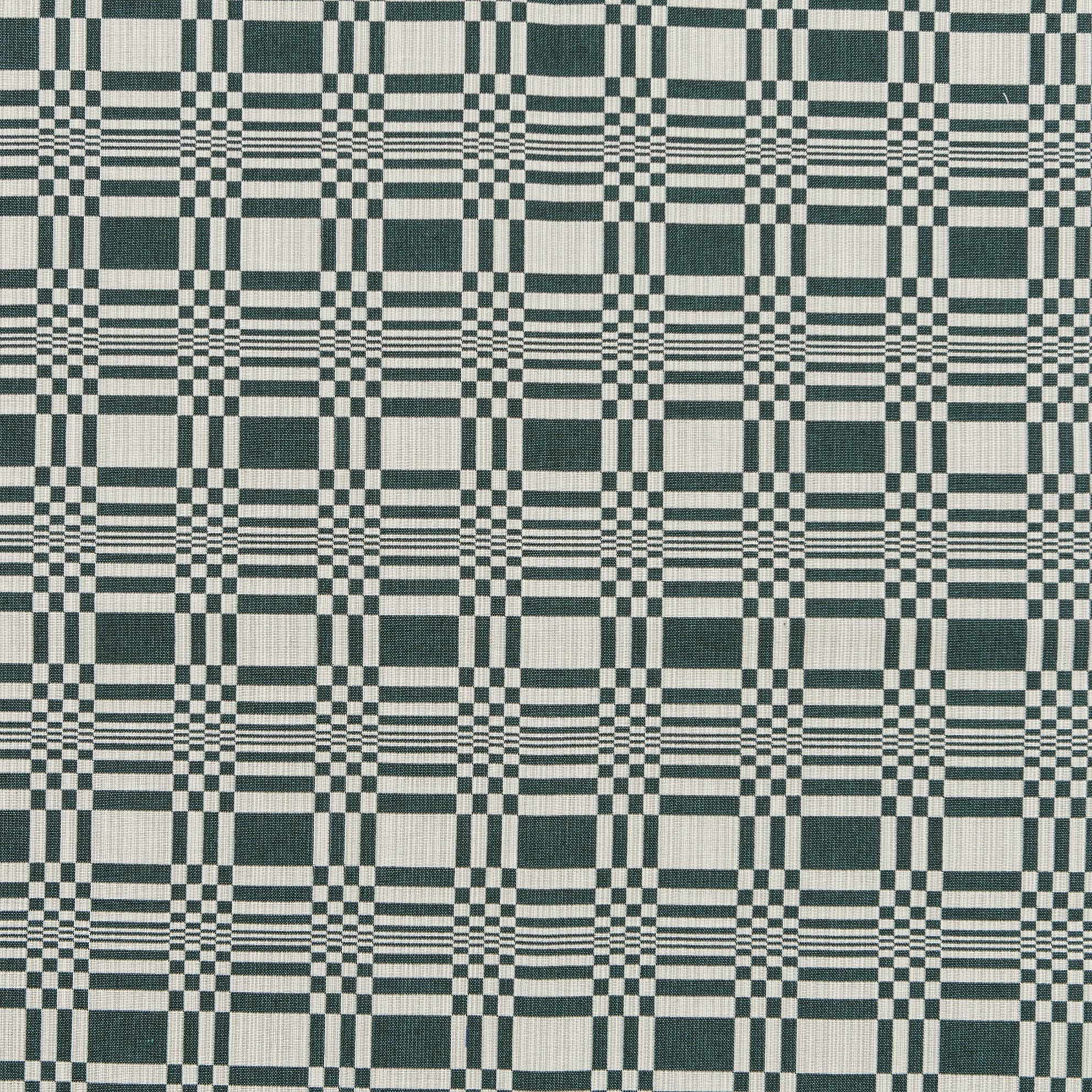 Cotton Fabric Doris - Dark Green | Nicholas Engert Interiors