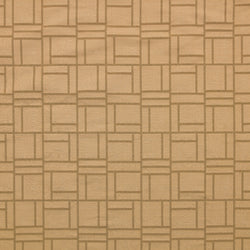 Woven Jacquard Fabric - Piazza/Light Gold