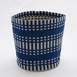 : Fabric Basket - Nereus Blue