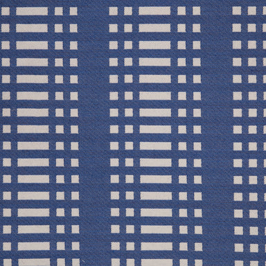 Nereus Contract Furnishing Fabric - Blue | Nicholas Engert Interiors