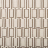 : Geometric Print Fabric - Lattice