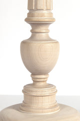 : Decorative Lamp - Tall Candlestick Detail