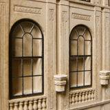 : decorative architectural model Soane house