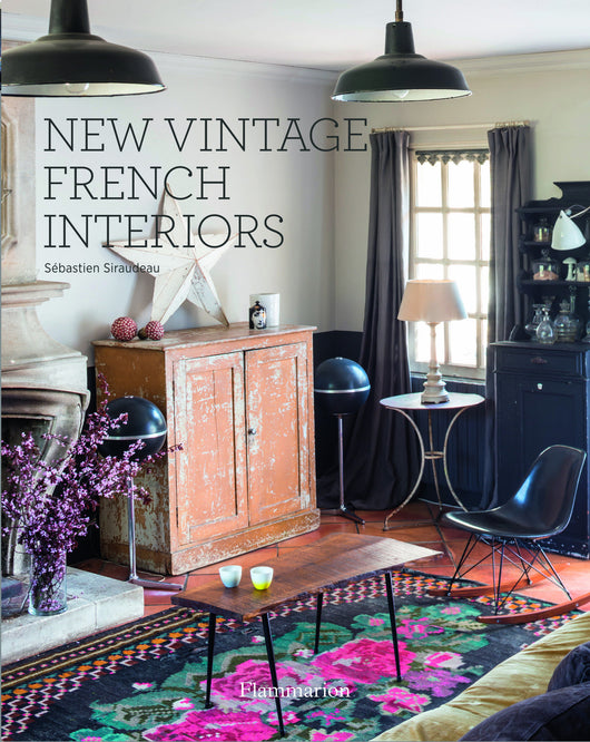 New French Vintage Interiors Book