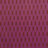 : Lattice Cushion - Seaweed Bronze/Lilac Time