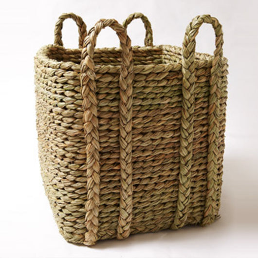 Square Rush Basket