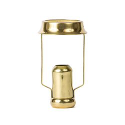Candle Shade holder-Brass | Nicholas Engert