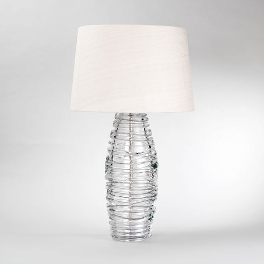 Ascona Glass Vase Table Lamp | Nicholas Engert Interiors