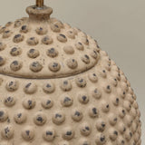 : Serengeti Table Lamp-Detail | Nicholas Engert Interiors