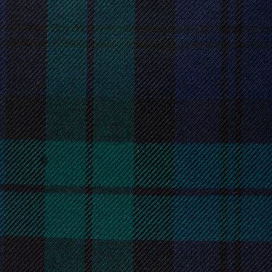 Tartan Fabric - Black Watch Modern | Nicholas Engert Interiors