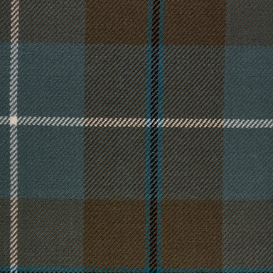 Tartan Fabric - Douglas Green Muted | Nicholas Engert Interiors