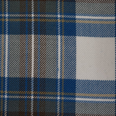Tartan Fabric - Stewart Blue Dress Muted | Nicholas Engert Interiors