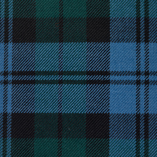 Tartan Fabric - Black Watch-Ancient | Nicholas Engert Interiors