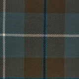 : Tartan Fabric - Douglas Green-Muted